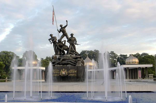 national monument of malaysia National monument: landmark of malaysia - see 612 traveler reviews, 565 candid photos, and great deals for kuala lumpur, malaysia, at tripadvisor.