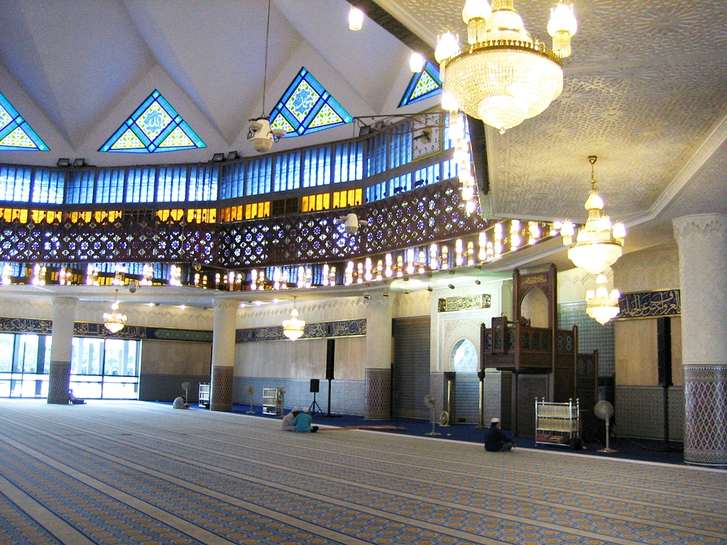 Image result for Stop by at the National Mosque