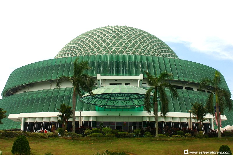 National Planetarium Kuala Lumpur Malaysia Tourist
