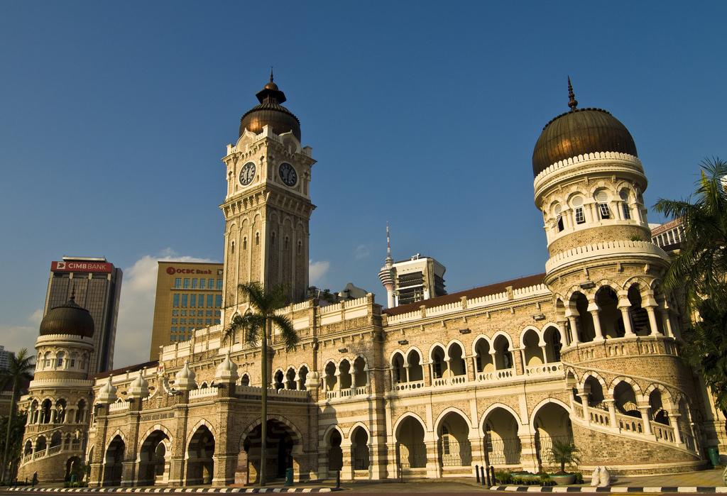 Sultan Abdul Samad Building Historical Landmark In Kuala Lumpur